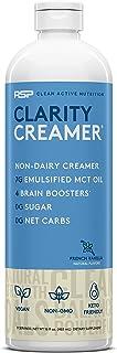 Sponsored Ad - Clarity Creamer - Keto Nootropic MCT Oil - Non-GMO Creamer to Boost Energy, Enhance Focus & Improve Memory ...