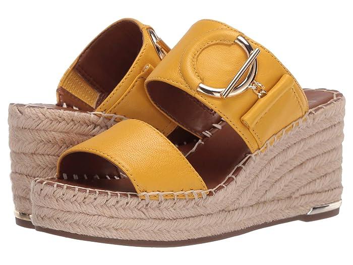 Franco Sarto  Charlie (Yellow) Womens Shoes