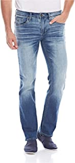 Buffalo DRIVEN-X Straight Jeans For Men - Blue 34