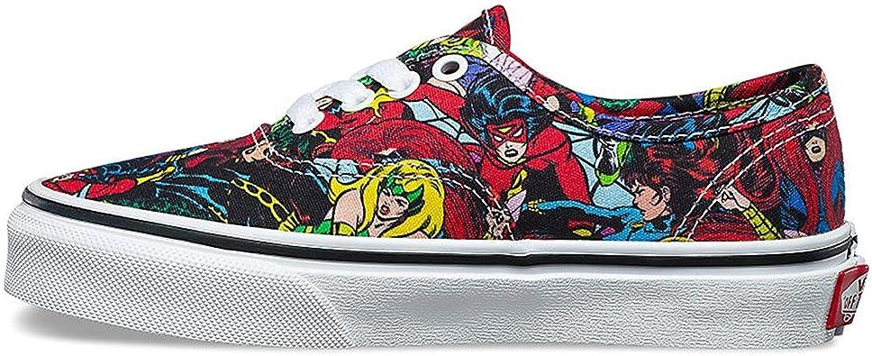 Vans X Marvel Comics