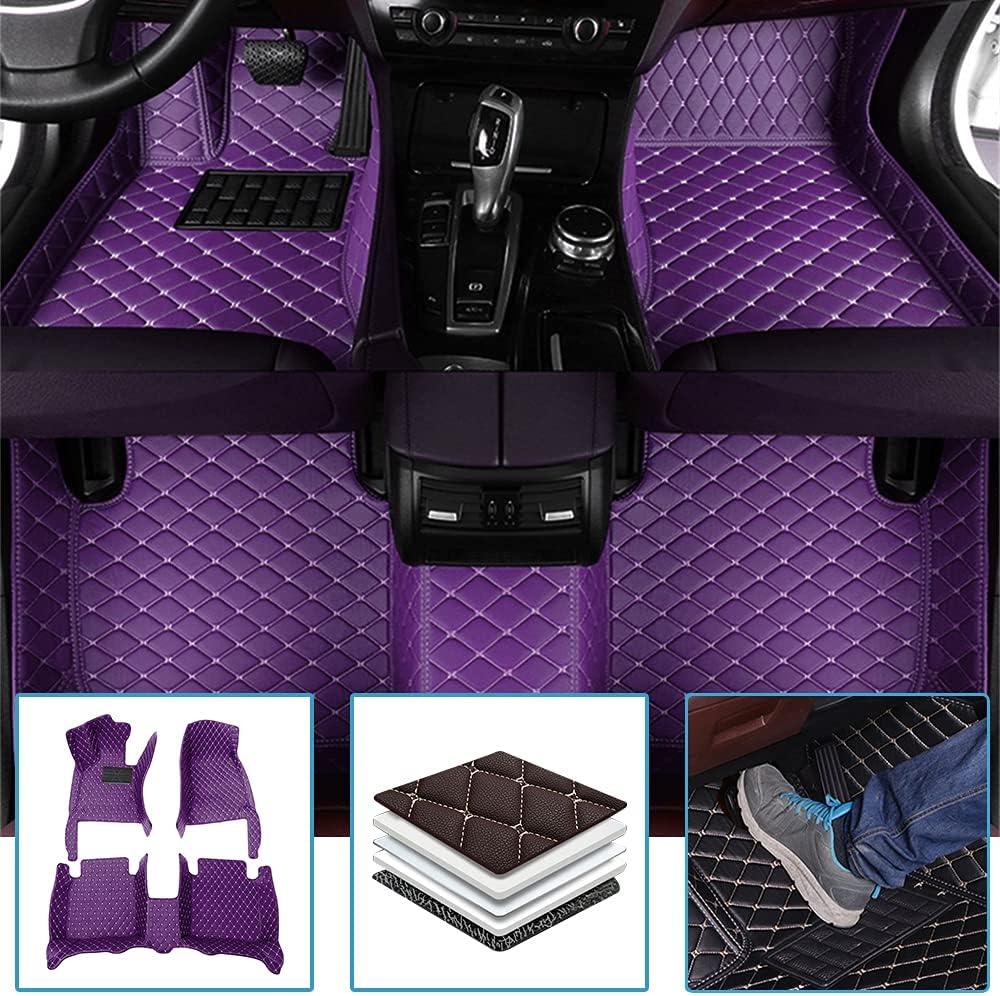 Car Floor Mats for Audi Q7 2016-2019 Covera Luxury 5seat Houston Mall Full Max 42% OFF