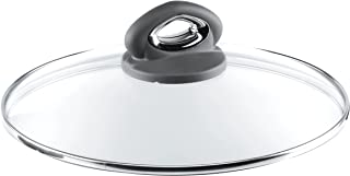 Bialetti y0°C6cv0320PETRAVERA Madam Lid 32cm Clear Glass