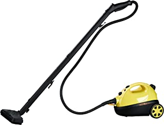 Tecumseh Handheld Steam Cleaner >5KGF//CM2 High Pressure Pressurized Steam Cleaner Multi-Purpose Steaming Cleaning Machine Powerful Steam Steamer for Disinfection and Oil Dust Removing(2600W)