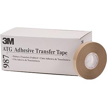 12-Pack 3M Atg Gold 1//4 Adhesive Transfer Tape 36yd 908-14 Bulk Buy
