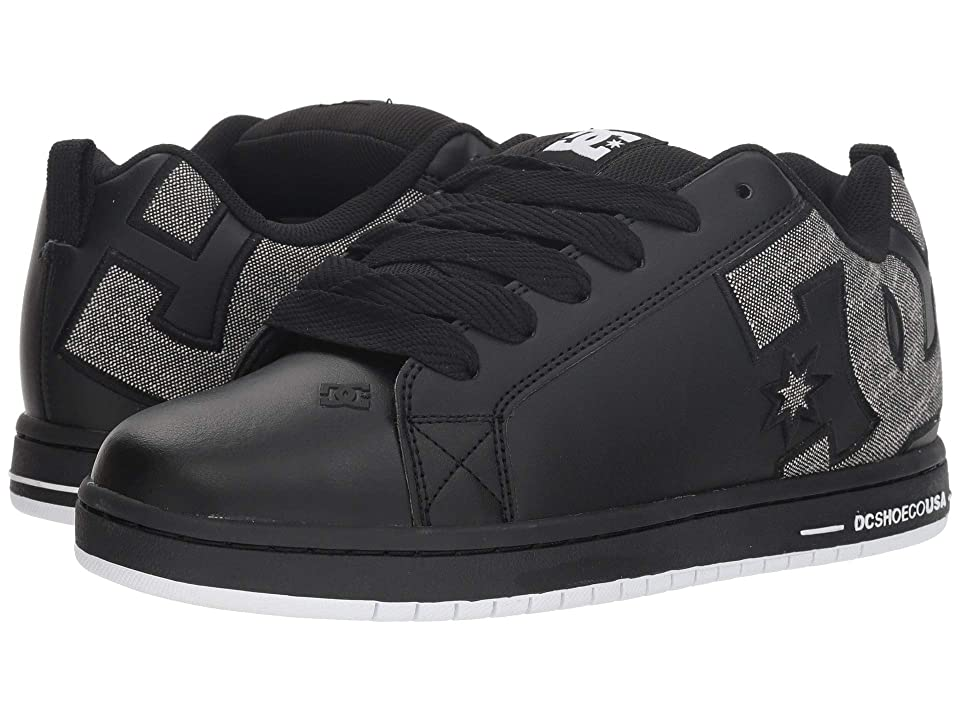 DC Court Graffik SE (Black/Grey) Men