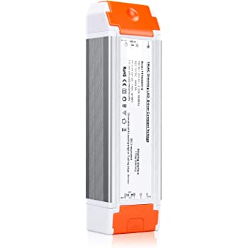 Dimmable Led Driver 12v DC 60w quiet operation universal regulated led driver dimmable low voltage dimmable transformer Input/Output Isolation Protection Transformer for Constant LED Products