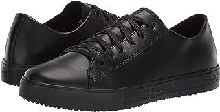 Shoes for Crews 36111-35/2.5 Old School Low Rider IV Unisex Slip-Resistant Shoes, 2.5 UK, Black