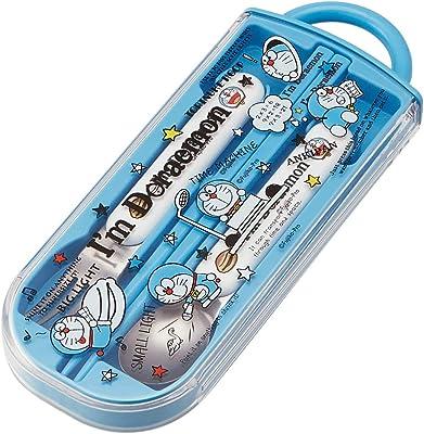 スケーター 弁当用箸 子供用 トリオセット 箸 スプーン フォーク ドラえもん I'm Doraemon TACC2