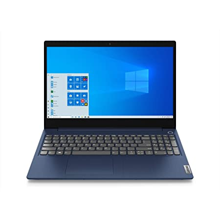 "Lenovo IdeaPad 3 Notebook - Display 15.6"" Full HD TN (Processore AMD Ryzen 7 3700U, 512 GB SSD, RAM 8 GB, Fingerprint, Windows 10) - Abyss Blue"