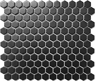 Best black hex tile Reviews