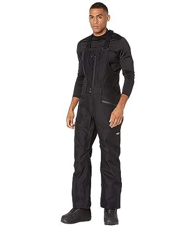 Burton GORE-TEX(r) Reserve Bib Pants (True Black 2) Men