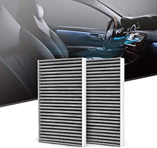 KAFEEK Cabin Air Filter Fits CF8791A, 52473340, 52485513, 12489479, Replacement for Cadillac/Chevrolet/GMC, includes Activated Carbon