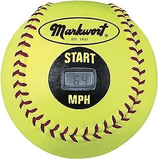 Markwort Speed Sensor Yellow Cover Softball