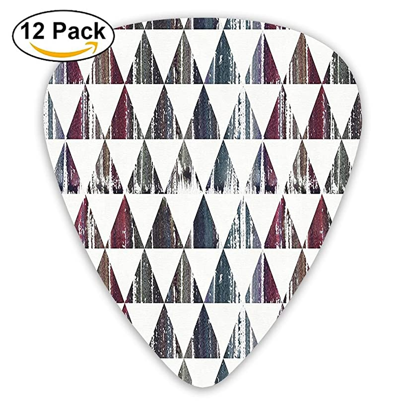 Newfood Ss Ancient Egyptian Pyramids Modern Triangles With Murky Effects Guitar Picks 12/Pack Set