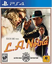 LA Noire PS4 - PlayStation 4 [Importación inglesa]