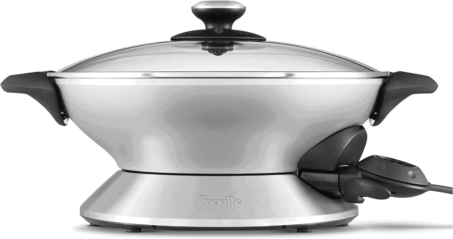 consumer reports best electric wok