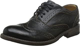 Women's Lita Oxford Black Handwash Shoe - 7.5 B(M) US
