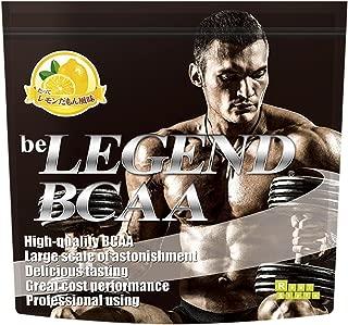 ビーレジェンド BCAA だってレモンだもん風味 500g