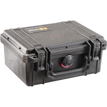 Pelican 1150 Camera Case With Foam (Silver)
