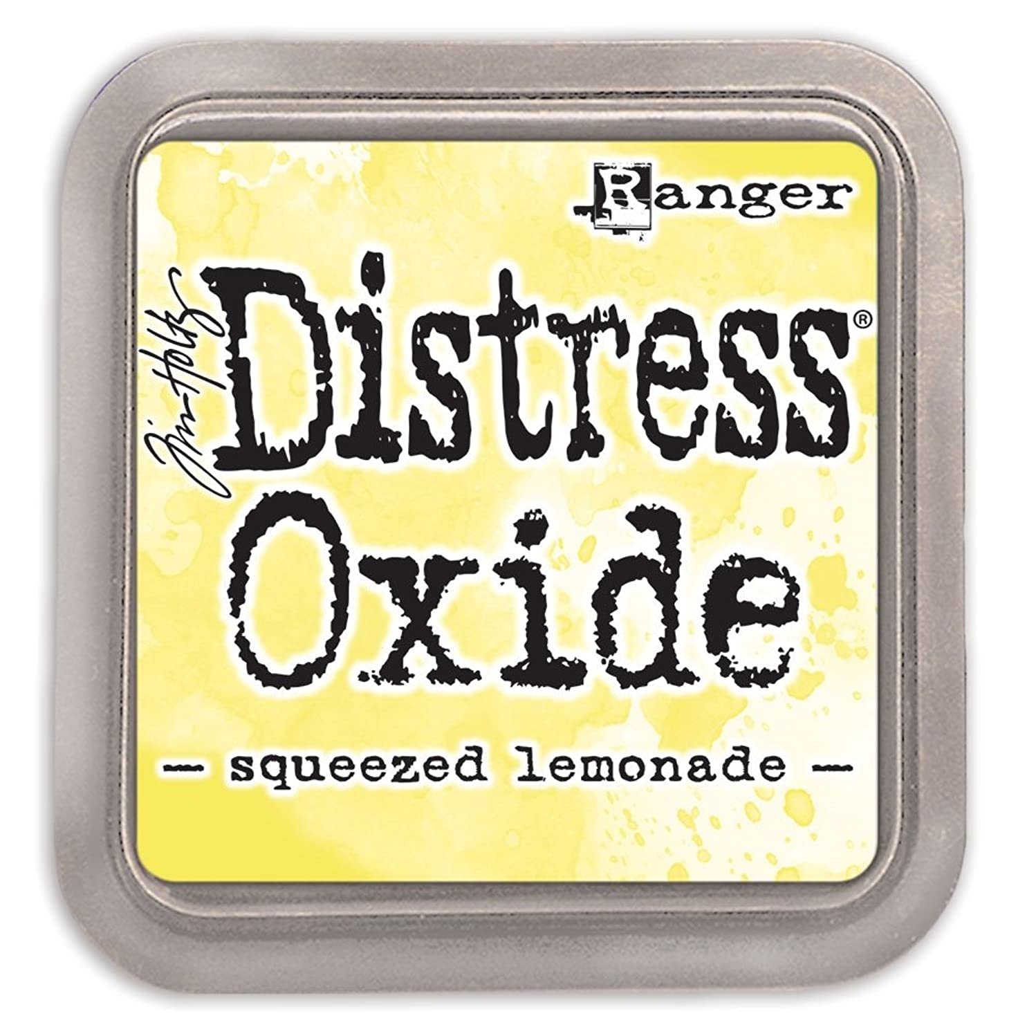 Ranger Tim Holtz Distress Oxide Ink Pad - Squeezed Lemonade