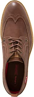 Levi's Men's Casual Tendal UL Leather Oxford Shoes