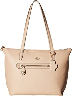 Taylor Tote in Pebbled Leather