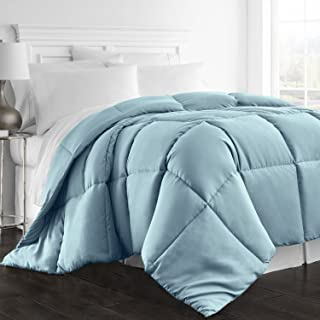 Best light blue king size comforter Reviews