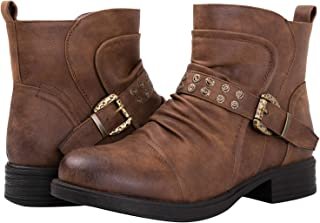 GLOBALWIN Women's 18YY31 Fashion Boots