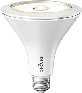 Sengled Smart LED Light Bulb with Motion Sensor, Hub Required, 3000K PAR38 Floodlight & Daylight Sensor, Works with Alexa, Google Assistant & SmartThings, 1 Pack