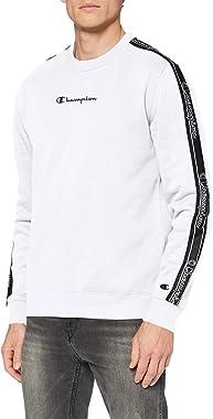 Champion Men's Seasonal Tape Sweatshirt Homme