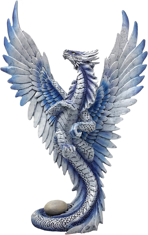 Unbekannt Groer Drache Tree Dragon Designed by Anne Stokes - Age of Dragons, Drache, Figur