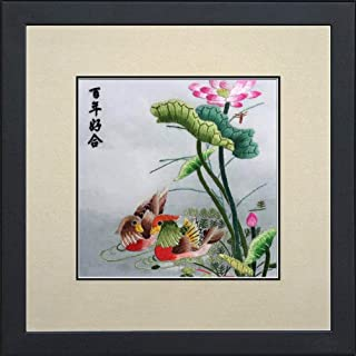 Best framed chinese silk embroidery Reviews