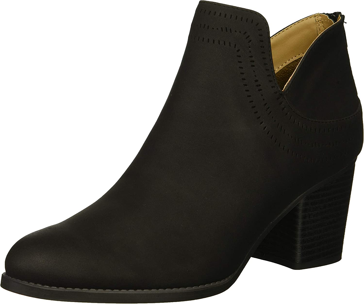 SOUL Naturalizer Womens Tapas Ankle Boot