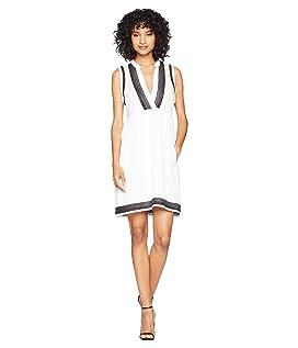 Acelynn Embroidered Shift Dress