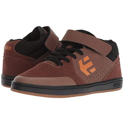 etnies Kids Marana MT (Toddler/Little Kid/Big Kid) (Brown/Black/Gum) Boys Shoes