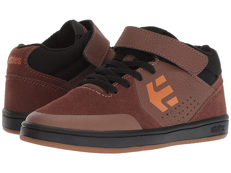 etnies Kids Marana MT (Toddler/Little Kid/Big Kid) (Brown/Black/Gum) Boys Shoes