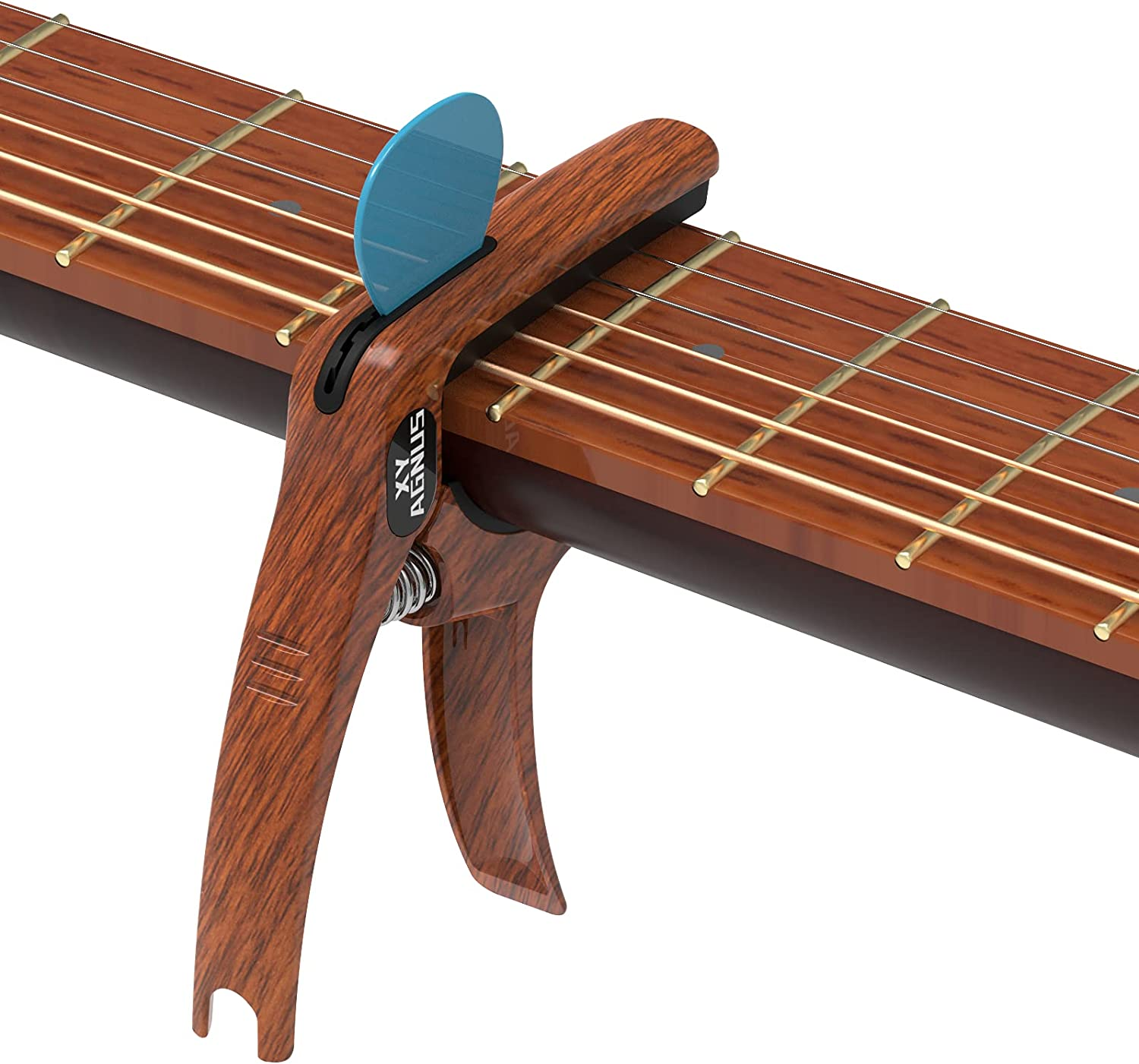 Xyagnus 3in1 Guitar Capo for Electric Acoustic Classical 70% Very popular! OFF Outlet Gui and