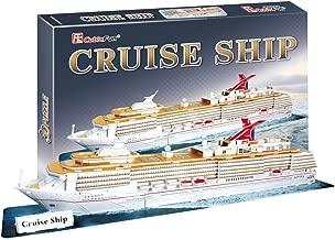 CubicFun Cruise Ship 3D Puzzle