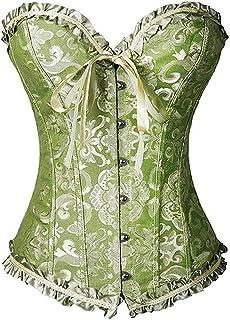 pancia piatta camicia bianca per matrimonio corsetto da donna dimagrante modellante a maniche strette serata 2 pezzi stile gotico Dihope