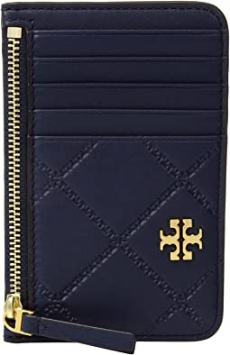 Georgia Top-Zip Card Case