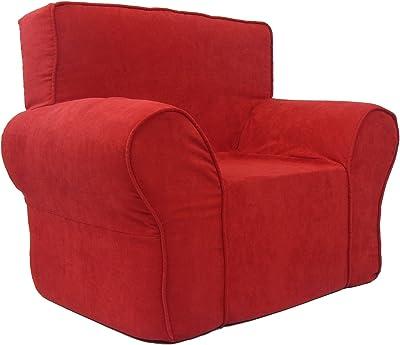 Fun Furnishings Fun Foam Chair Red