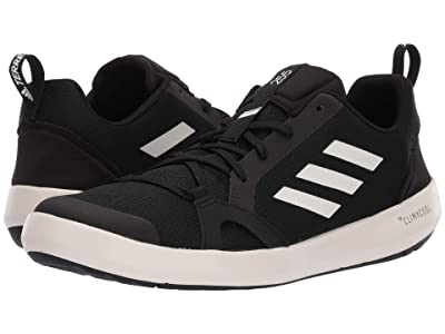 adidas Outdoor Terrex CC Boat (Black/Chalk White/Black) Men