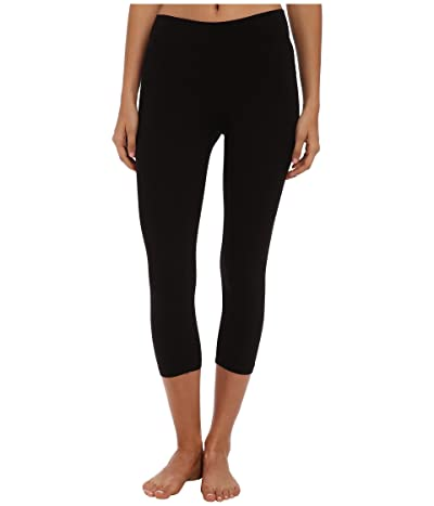 LAmade Basic Crop Leggings (Black) Women