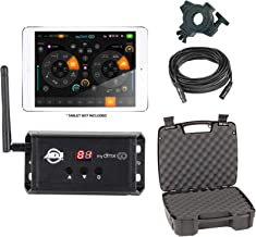 American DJ myDMX Go Wireless Lighting Control App and Case Package