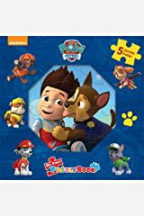 Paw Patrol My First Puzzle Book Board book