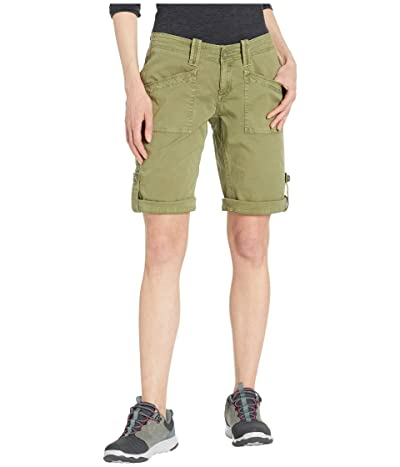 Aventura Clothing Arden V2 Shorts (Olivine) Women