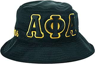 Alpha Phi Alpha Mesh Floppy FlexFit Hat