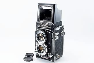 minolta autocord twin lens reflex camera