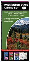 Washington State Nature Set: Field Guides to Wildlife, Birds, Trees & Wildflowers of Washington State
