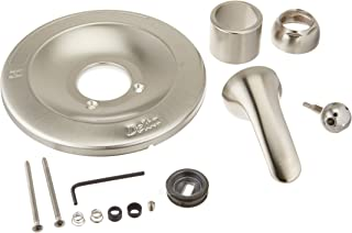 Delta Faucet Shower Handle Renovation Repair Trim Kit for Delta 600 Series Tub and Shower Trim Kits, Stainless RP54870SS